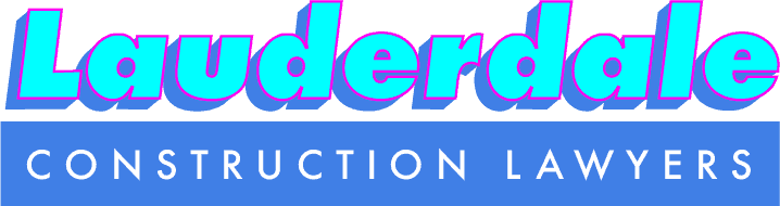 Lauderdale Construction Lawyers Logo