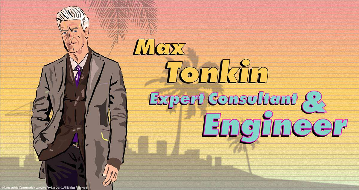 Max Tonkin Sydney Construction Lawyer