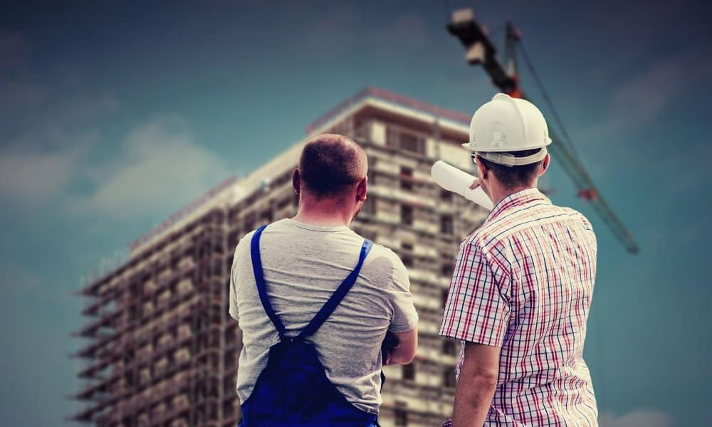 retention in construction pay problems